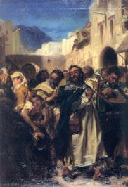 Dehodencq  Feast in Tetuan 1858