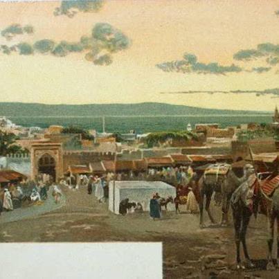 Delacroix 1832 sud de tanger