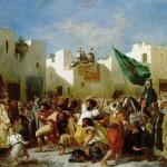 Delacroix 1838 Convulsionnaires