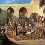 Lameyer Jewish Wedding in Tangier 1875
