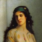 Landelle 1874 femme juive