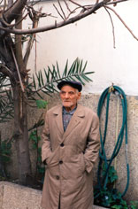 Aged man of Morocco
