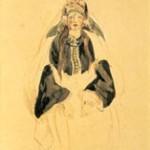 delacroix bride tangier 1832