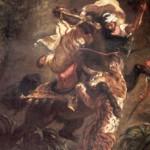 delacroix hunting 183x