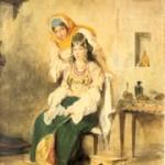 delacroix saada ben shimol tangier 1832